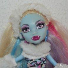 Bambole Moderne: PRECIOSA MUÑECA MONSTER HIGH ABBEY BOMINABLE CB3. Lote 265762369