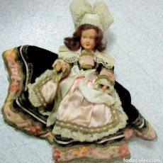 Muñecas Modernas: PRECIOSA MUÑECA. BRETAÑA FRANCESA. 23 CM.. Lote 81069164
