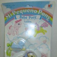 Mi Pequeño Pony-My Little-BEBÉ COMILÓN-BABY LEMON DROP-HASBRO/MB ESPAÑA 1988,nuevo