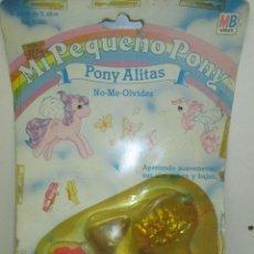 Muñecas Modernas: MI PEQUEÑO PONY-MY LITTLE-ALITAS-NO-ME-OLVIDES-FORGET-ME-NOT-HASBRO/MB ESPAÑA 1986,MADE SPAIN,NUEVO. Lote 81925232