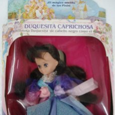 Muñecas Modernas: LADY TIRABUZONES: DUQUESITA CAPRICHOSA-RAVENWAVES. NUEVA, A ESTRENAR, EN SU CAJA. AÑOS 80.. Lote 82463888