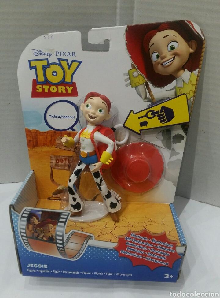 4aaeeef2e75fd figura jessie. toy story. nuevo en caja. disney - Buy Other Dolls at ...