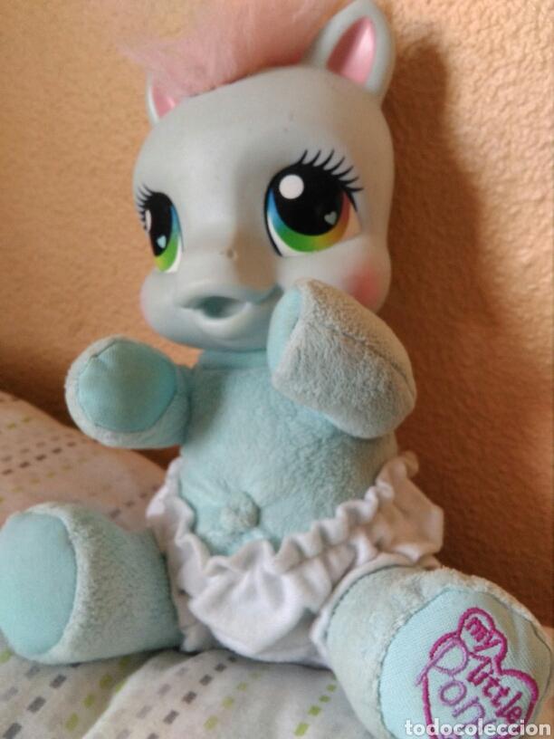 Muñecas Modernas: Bebé recién nacido my little ponny mi pequeño pony - Foto 2 - 84516156