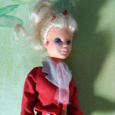 Moderne Puppen - Muñeca azafata marcada f1 aprox 70' princip. 80's - 85079620