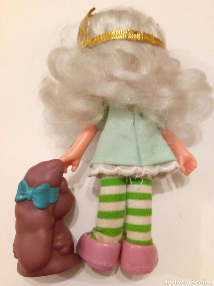 Muñecas Modernas: TARTA DE FRESA DE LOS 80: Cabello de Ángel con su mascota - Foto 3 - 85352330
