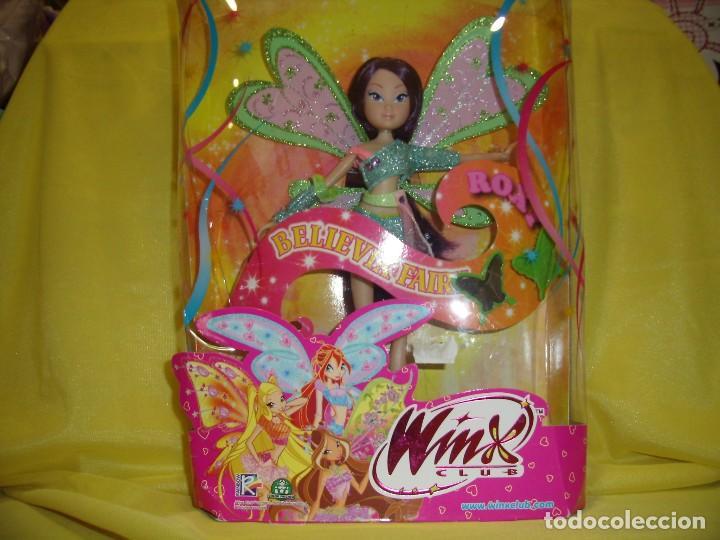 Winx Club Believix Fairy Roxy, Giochi Preziosi,