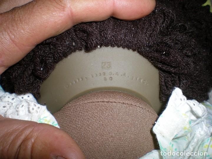 Muñecas Modernas: bonita muñeca cabbage patch kid negra mulata años 78/82 sellada completa de origen muy buen estado - Foto 5 - 85943832