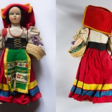 Muñecas Modernas: ANTIGUA MUÑECA ITALIANA (MAGIS ROMA) AÑOS 70, 27 CM. DE ALTURA . Lote 86578528