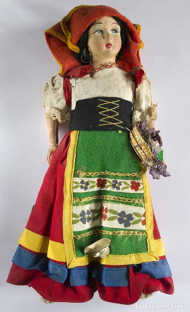Muñecas Modernas: ANTIGUA MUÑECA ITALIANA (MAGIS ROMA) AÑOS 70, 27 CM. DE ALTURA - Foto 5 - 86578724