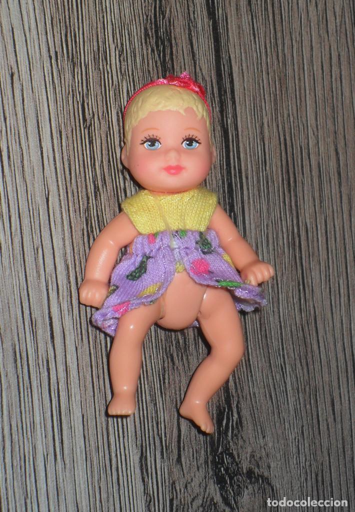 eca8d725b1b97 MUÑECO BEBE DE BARBIE KRISSY MATTEL (Juguetes - Muñeca Extranjera Moderna -  Otras Muñecas)