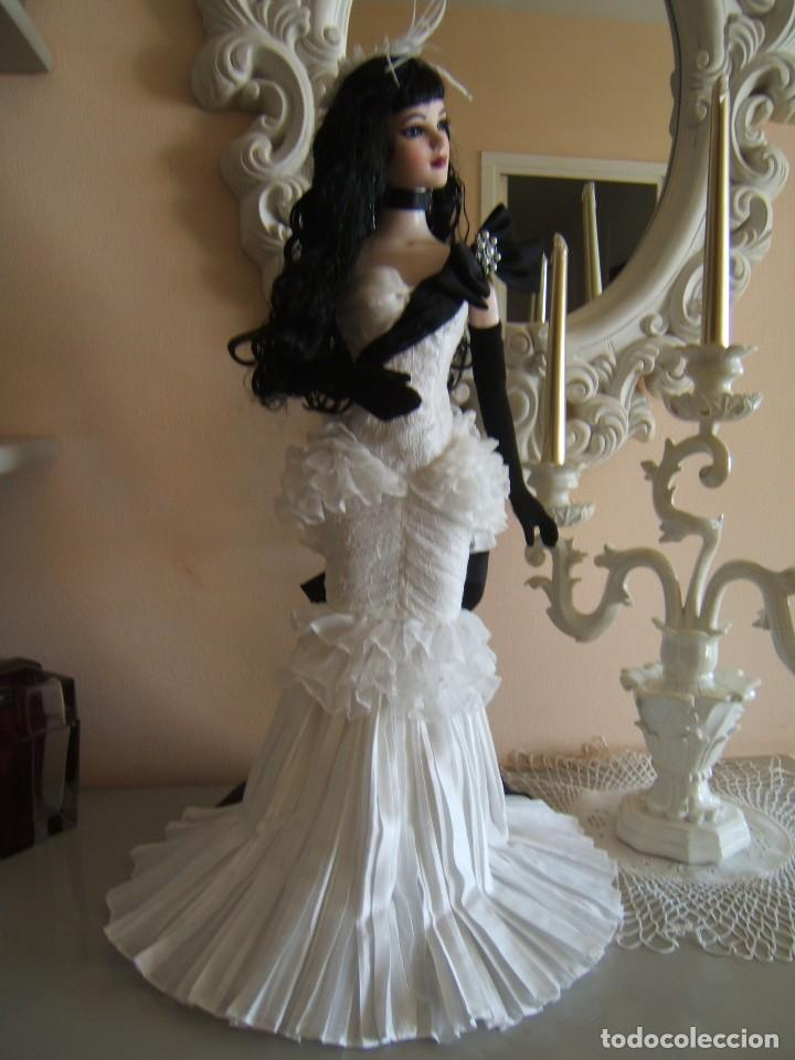 Muñecas Modernas: Espectacular!! muñeca Robert tonner 55 cm con caja - Foto 4 - 87510452