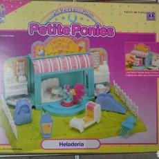 Muñecas Modernas: MI PEQUEÑO PONY HASBRO HELADERIA NUEVO A ESTRENAR . Lote 116241984