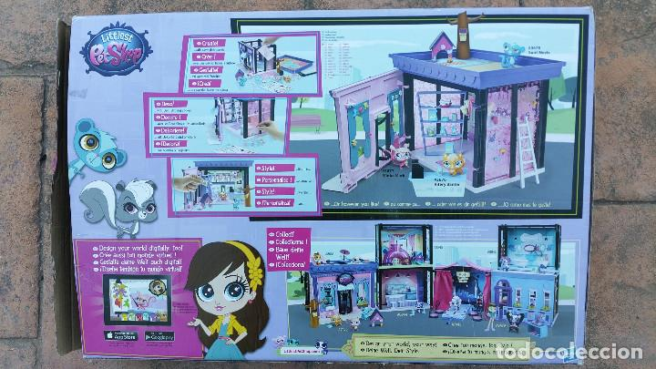 Caja de gran tama o de littlest pet shop la t comprar otras mu ecas en todocoleccion 89240616 - Shop on line casa ...