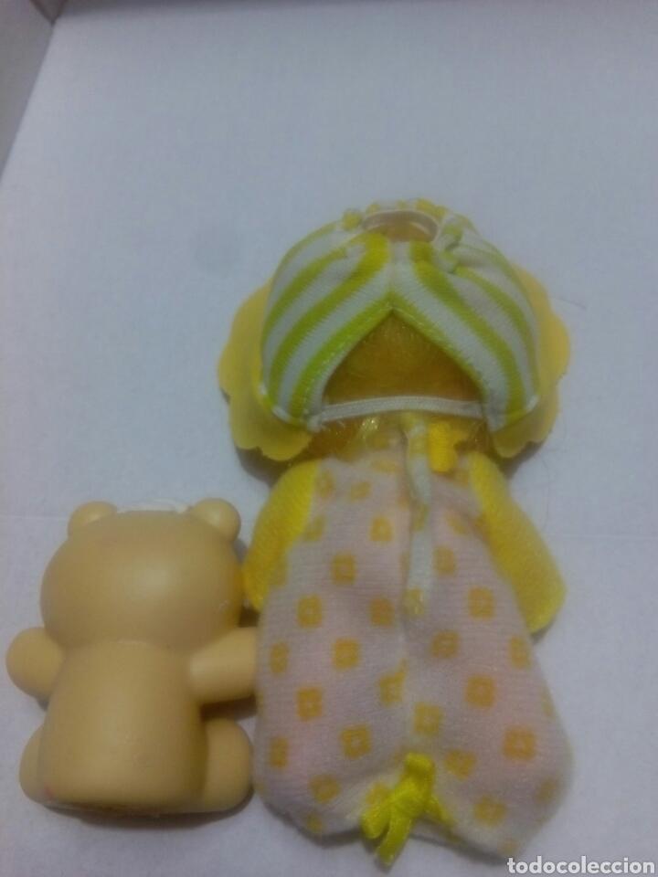 Muñecas Modernas: TARTA DE FRESA DE LOS 80: Galletita de Mantequilla con su mascota - Foto 2 - 89317220