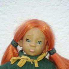 Muñecas Modernas: MUÑECA MUY ANTIGUA PELI ROJA MUY MUY ANTIGUA. Lote 89519588