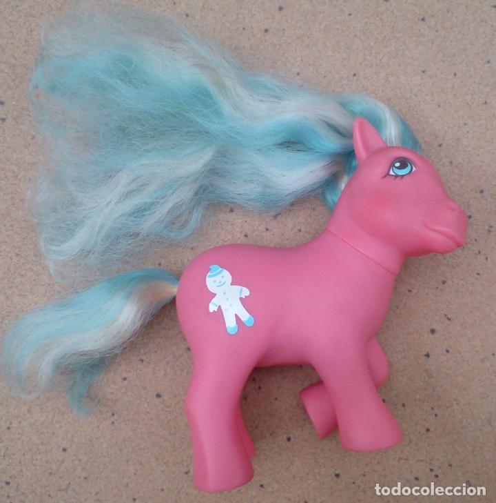 Muñecas Modernas: My little Pony Hasbro 84 Pat Pend Molasses - Foto 3 - 92272825