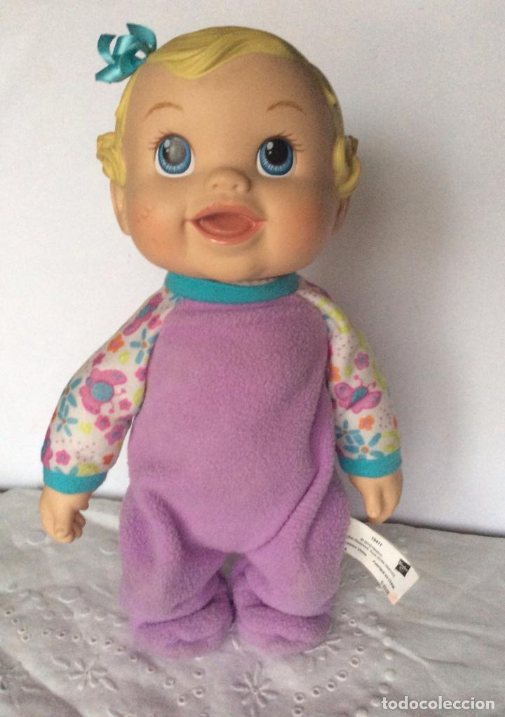 Muñecas Modernas: Muñeco Baby Alive Saltitos Hasbro 2010 -19411 - se agacha y balbucea - Foto 2 - 92738615