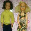 Muñecas Modernas: LOTE DE PAPA STEVE Y MAMA STEFFIE DE SUNSHINE FAMILY - MATTEL - 1975, EPOCA NANCY. Lote 54770718