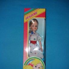Muñecas Modernas: MUÑECA SINDY NOVA EM CAJA ANOS 80 VINTAGE. Lote 93160125