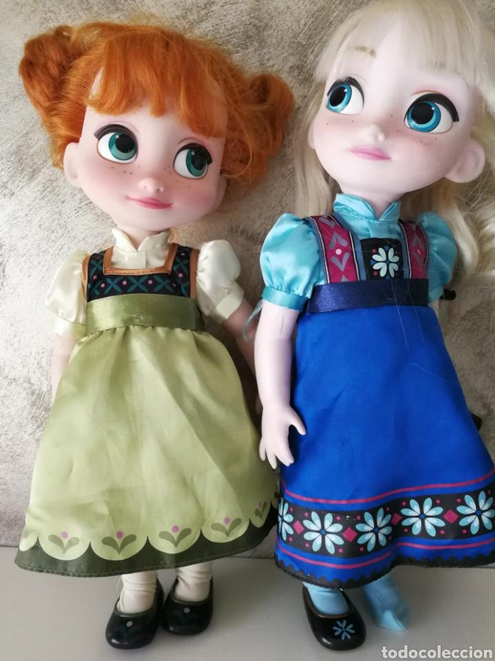 Disney Animator Elsa Ana Frozen Sold Through Direct Sale 93829254