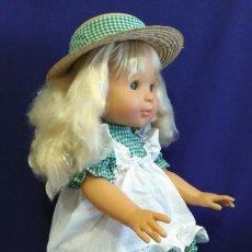 Muñecas Modernas: PRECIOSA MUÑECA DE FALCA POSIBLEMENTE DE LOS 80-90,MIDE 60 CM. Lote 94409086