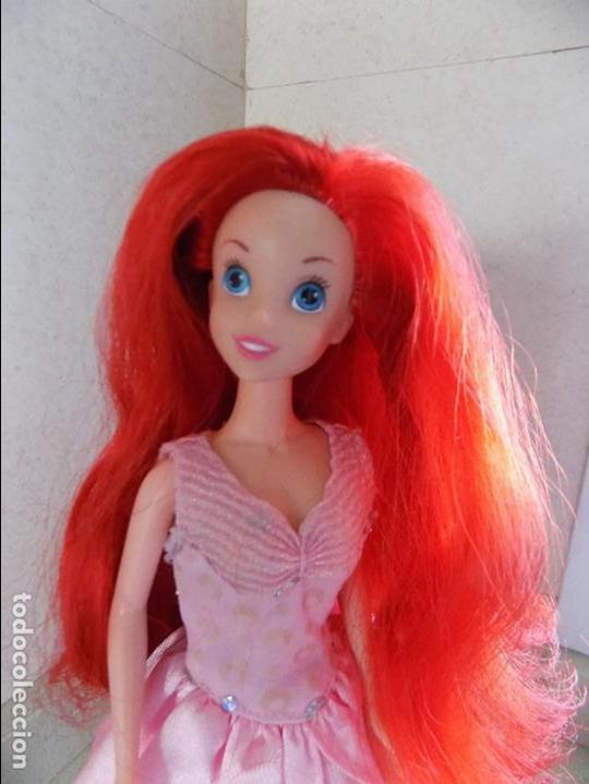 Muñecas Modernas: la sirenita Ariel disney, SIMBA - Foto 2 - 94721795