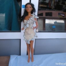Muñecas Modernas: MUÑECA POCAHONTAS 46 CM. MATTEL. Lote 95385403