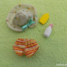 Muñecas Modernas: COMPLEMENTS BABY BORN MINI , , ZAPF . Lote 112442948