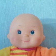 Muñecas Modernas: ADORABLE MUÑECA CUERPO DE TRAPO O TELA. Lote 96255527