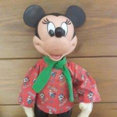 Muñecas Modernas: MICKEY MOUSE PATINADOR / FUNCIONA / 39'5 ALTO. Lote 96291823