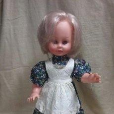 Muñecas Modernas: ANTIGUA MUÑECA ITALIANA ANDADORA MARTINE MICHELA CABAR MADE IN ITALY. Lote 96776367