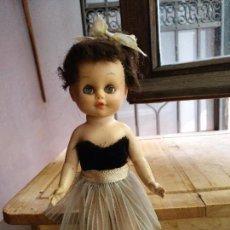Muñecas Modernas: ANTIGUA MUÑECA AMERICANA EEGEE 8 DE GOMA. Lote 96961359