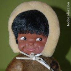 Muñecas Modernas: ANTIGUO ESQUIMAL DE CANADÁ. Lote 97526199