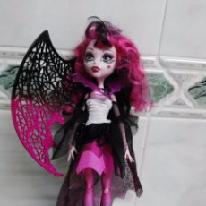 Muñecas Modernas: MONSTER HIGH DRACULAURA. Lote 98233883