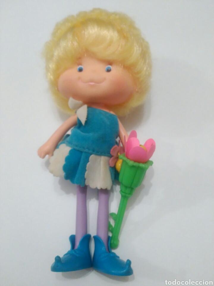 Muñecas Modernas: Preciosa Muñeca Herself the Elf de Mattel American Greetings - Epoca Tarta de Fresa años 80 - Foto 2 - 98517044