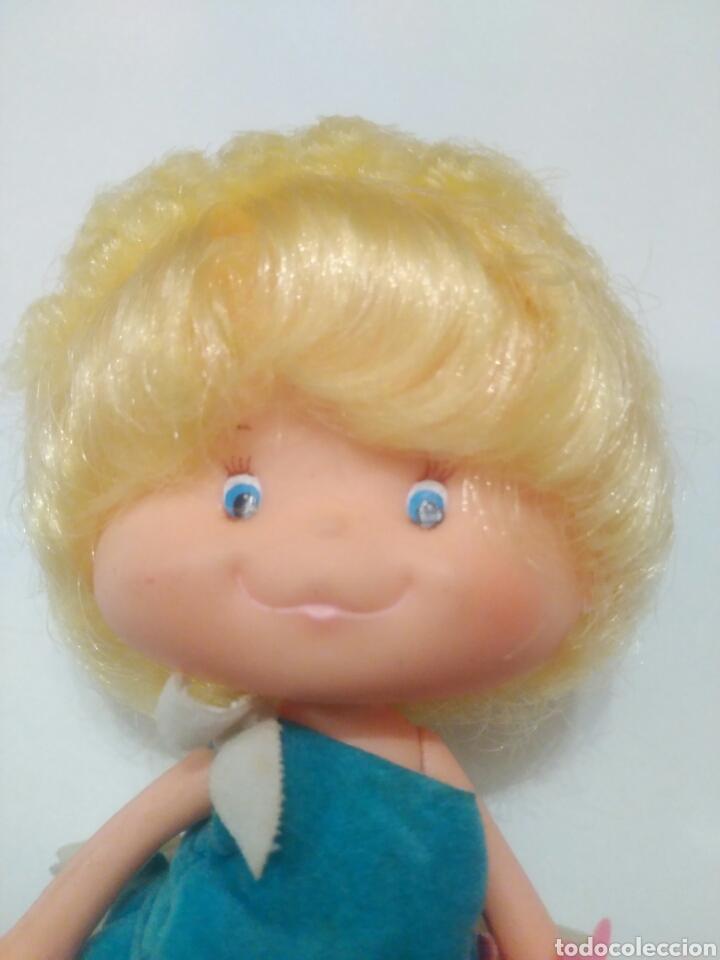 Muñecas Modernas: Preciosa Muñeca Herself the Elf de Mattel American Greetings - Epoca Tarta de Fresa años 80 - Foto 3 - 98517044