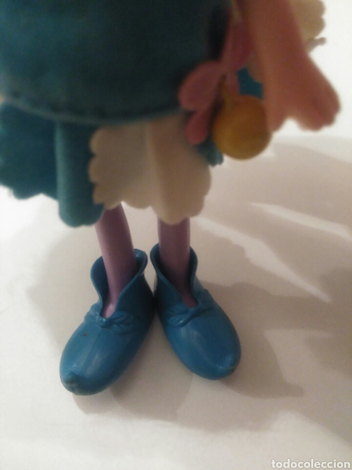 Muñecas Modernas: Preciosa Muñeca Herself the Elf de Mattel American Greetings - Epoca Tarta de Fresa años 80 - Foto 5 - 98517044
