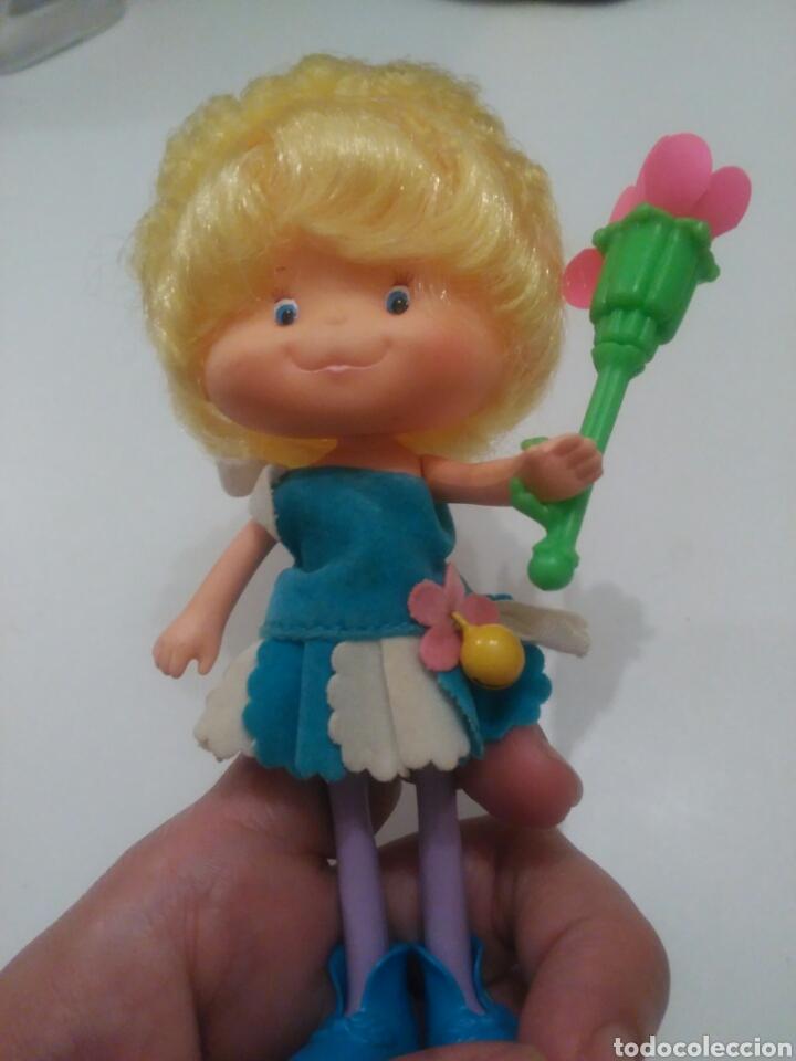Muñecas Modernas: Preciosa Muñeca Herself the Elf de Mattel American Greetings - Epoca Tarta de Fresa años 80 - Foto 6 - 98517044