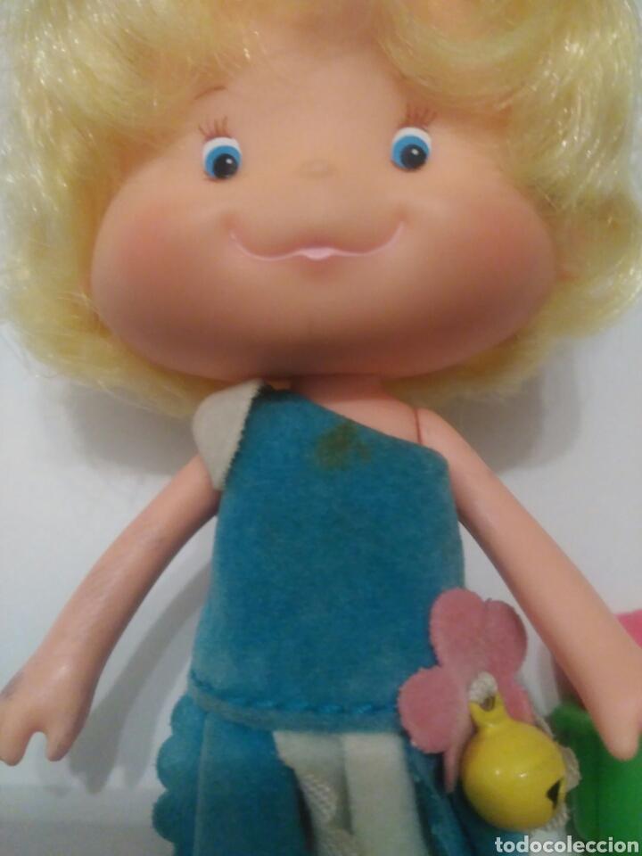 Muñecas Modernas: Preciosa Muñeca Herself the Elf de Mattel American Greetings - Epoca Tarta de Fresa años 80 - Foto 2 - 98517054