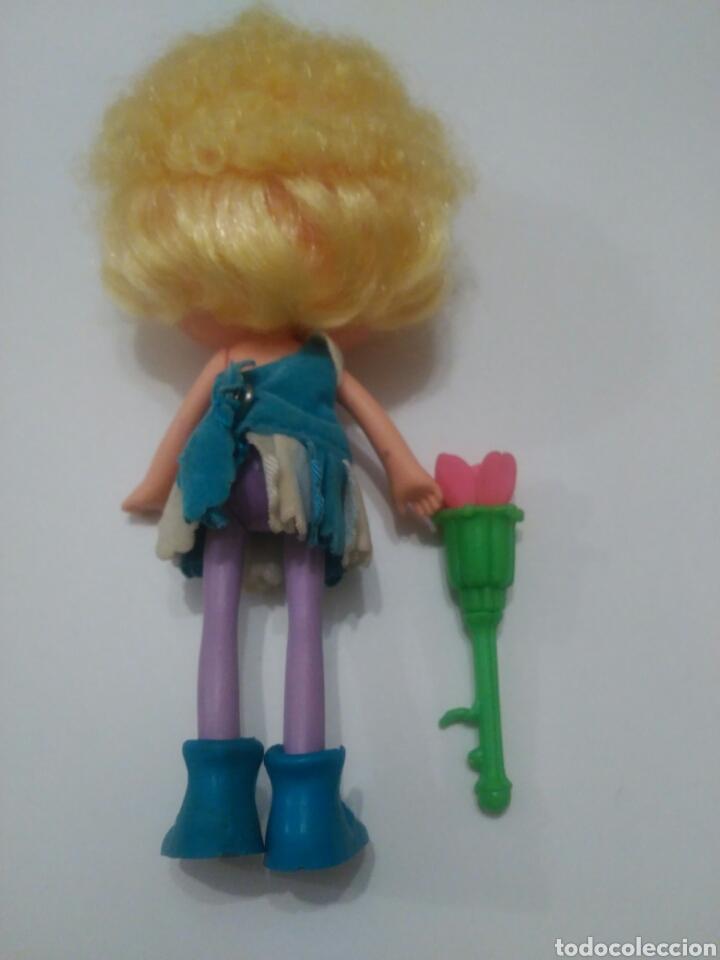 Muñecas Modernas: Preciosa Muñeca Herself the Elf de Mattel American Greetings - Epoca Tarta de Fresa años 80 - Foto 3 - 98517054