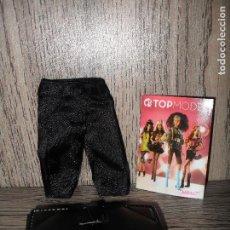 Moderne Puppen - Pantalon corto + Portafolio + Accesorio Top Model Nikki - 99249955