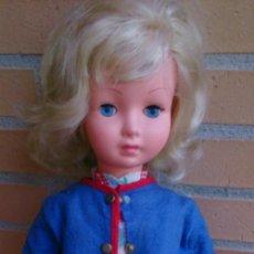 Muñecas Modernas: MUÑECA ANTIGUA ITALIANA MARCA MIGLIORATI ITALY AÑOS 70. Lote 99515983