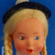 Muñecas Modernas: PEQUEÑA MUÑECA. FABRICADA EN ALEMANIA OCCIDENTAL. WESTERN GERMANY. Lote 99647251