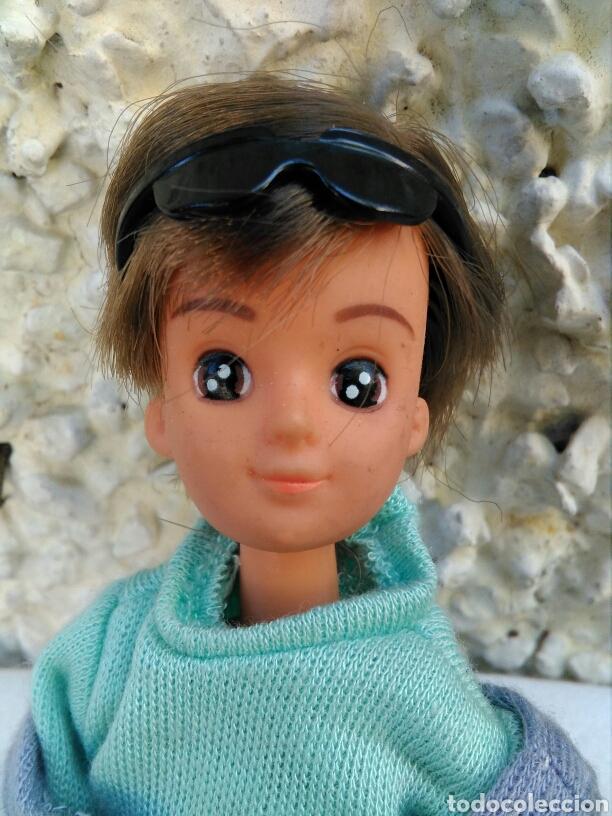 Muñecas Modernas: Muñeco Danny novio muñeca Chabel Feber con gafas sol ropa origen - Foto 2 - 101137686