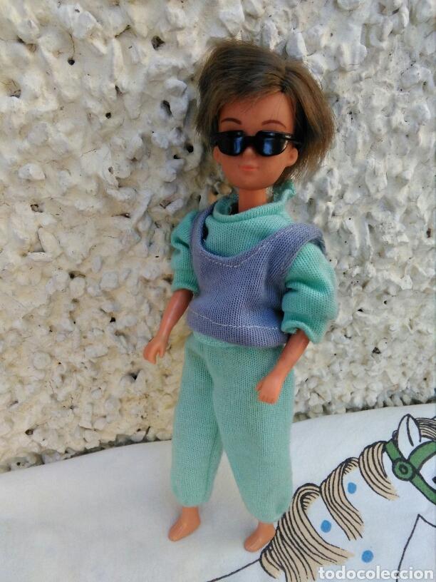 Muñecas Modernas: Muñeco Danny novio muñeca Chabel Feber con gafas sol ropa origen - Foto 3 - 101137686