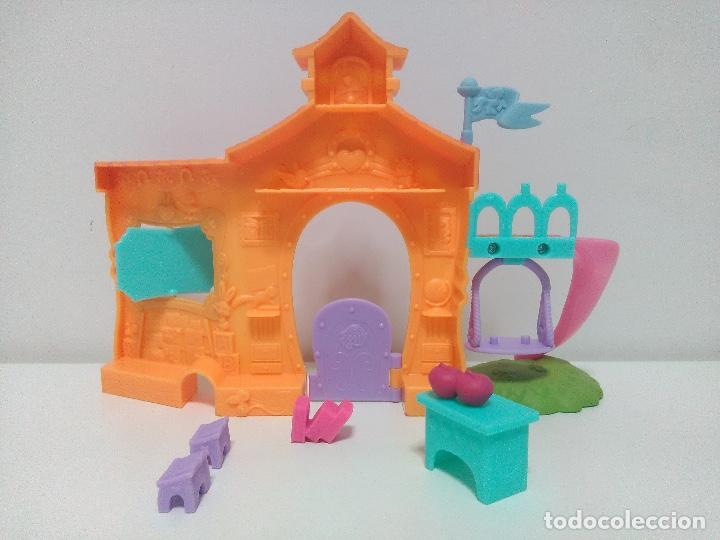 Muñecas Modernas: Lote Mi pequeño Pony - My Little Pony - G4 - Escuela + Ponis - Foto 3 - 101444287