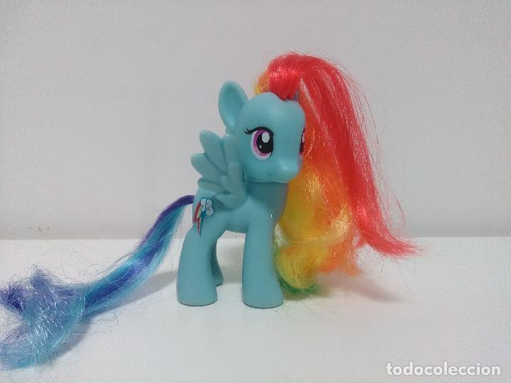 Muñecas Modernas: Lote Mi pequeño Pony - My Little Pony - G4 - Escuela + Ponis - Foto 10 - 101444287