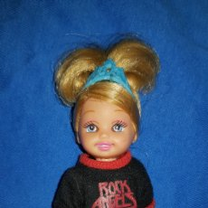 Muñecas Modernas: MUÑECA SHELLY MATTEL. Lote 101761335