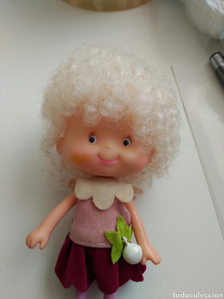 Muñecas Modernas: Preciosa Muñeca Herself the Elf de Mattel American Greetings - Epoca Tarta de Fresa años 80 - Foto 2 - 101766578