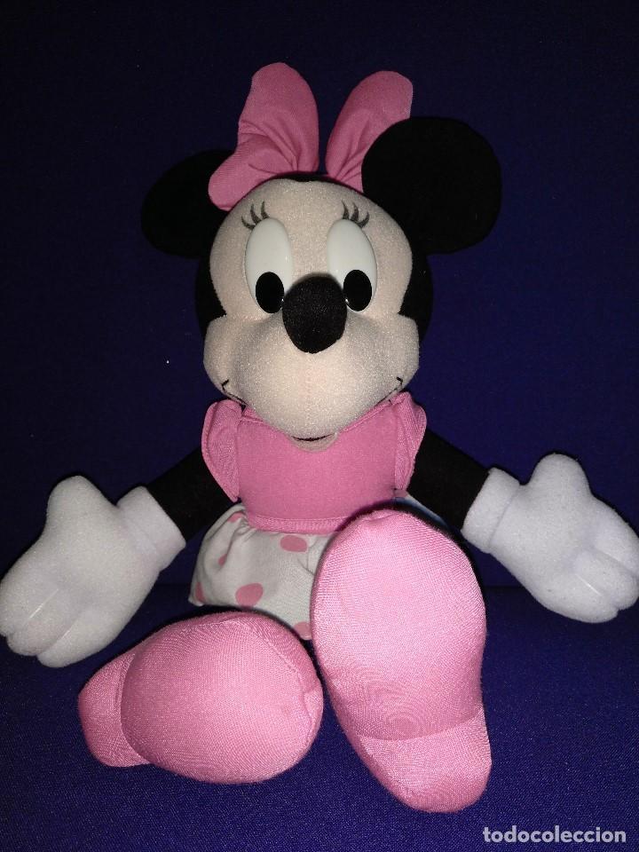 Muñecas Modernas: Lote de 4 muñecas Minnie de Disney,la mas grande mide 75 cm. - Foto 7 - 102080731